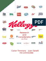 Kelloggs Project
