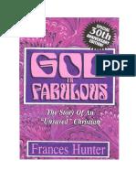 Frances Hunter God is Fabulous