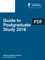 Pg Study Guide for Web