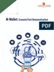 M-Wallet Report Press