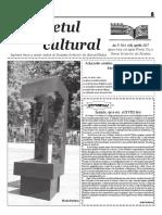 Răsunetul Cultural Aprilie 2017