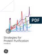 Ge Strategies for Protein Purification