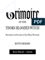 Grimoire of the Thorn Witch