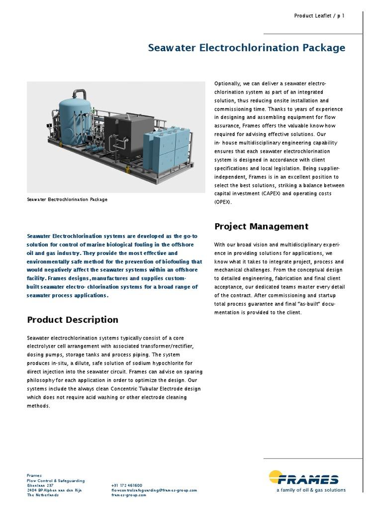 Product-Leaflet-Seawater-Electrochlorination.pdf | Rectifier ...