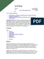 Cognitive psychology.doc