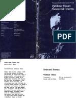 Vladimir Holan Selected Poems Penguin Modern European Poets 1971