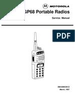 GP68 Service Manual - Pt1