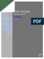 Clat Junction Legal Gk Exercise 7-1