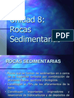 Unidad 7. Rocas Sedimentarias