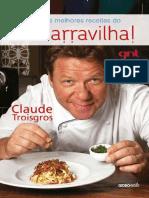 As melhores receitas do Que Mar - Claude Troisgros.epub