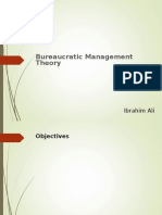 Beauricratic Management Presentation