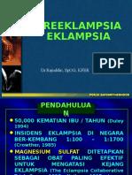 Preeklampsia-Eklampsia Dr Rajuddin