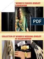 Collection of Women's Fashion Jewelry at Xclusiveoffer