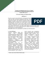 Identifikasi Hidrokuinon Dalam Krim Pemutih Dengan Metode Kromatografi Lapis Tipis Klt