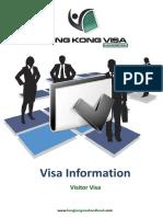 Hongkong Visitor Visa Information