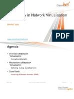 BRKRST-2068Case Study in Network Virtualisation UWA