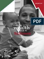 Racial Wealth Divide in Baltimore RWDI