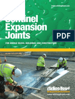 2.1 Sentinel Expansion Joints Brochure
