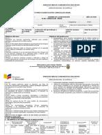 Formato Plan Anual 5 Egb - 2016 Lleno