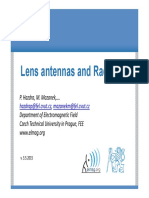 AEK 09 Lens and Radomes SEMESTR 2014-Final 1