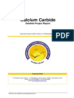 Calcium Carbide Project Report