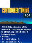 Controller Tuning