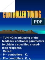 Controller Tuning