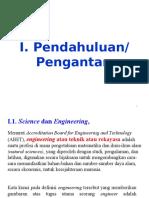 Minggu 1 PRESENTASI PENDAHULUAN - Ilmuwan Dan Perekayasa - Sejarah FT
