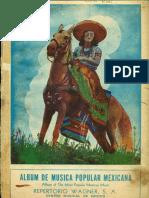 Album de Musica Popular Mexicana 2