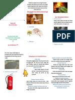 Leaflet Kebakaran Lansia