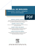 Intro Manual de Miología