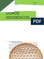 Domos Geodesicos Nº 01