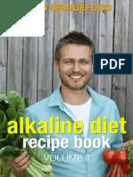 Alkaline Recipe Book II