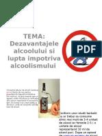 alcool 2013