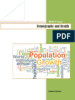 Demography and Health