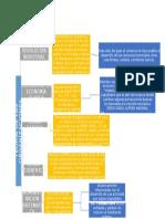 Mapa Teoria de Las Organizaciones