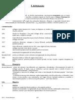Direito Eleitoral - Plano de Aulas - Resumo - Semestre 2015.2