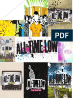 All Time Low Collage by Fadingviolet