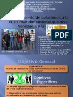 Presentacion Conjunta - crisis Multidimensional