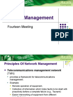 14 Network Managment