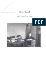 Xavier Zubiri. Urbano Ferrer