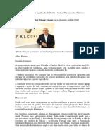 Carta Ao Planalto Sobre o Significado de Gestão – Sonho, Planejamento, Política e Operação