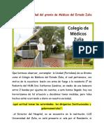 Unidad Del Gremio de Médicos Del Estado Zulia
