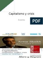 Capitalismo y Crisis