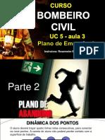 UC5 - AULA 3 - Plano de Emergência