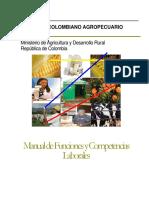 Manual de Funciones Competencias Laborales