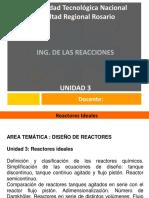 Reactores Por Metodo de Integrales y Diferenciales