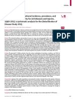 Global, regional, and national incidence, prevalence, and years lived with disability for 310 diseases and injuries, (1990–2015) - a systematic analysis for the Global Burden of Disease Study 2015.pdf