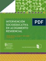 Interv _Socioeducativa_Acogimiento Residencial
