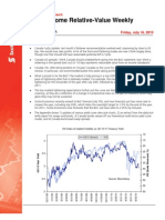 ScotiaBank JUL 16 Fixed Income and Relative Value Weekly